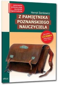 Z pamiętnika poznańskiego nauczyciela z oprac GREG