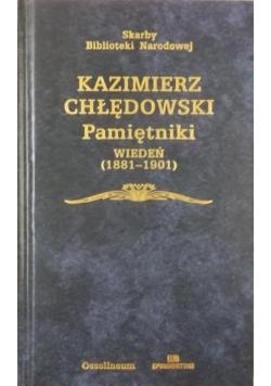 Pamiętniki. Wiedeń 1881-1901, SBN