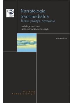 Narratologia transmedialna