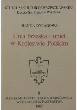 Unia brzeska i unici w Królestwie Polskim