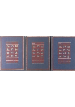 Historia Żydów, tom I,II,III ,reprint z 1929 r.
