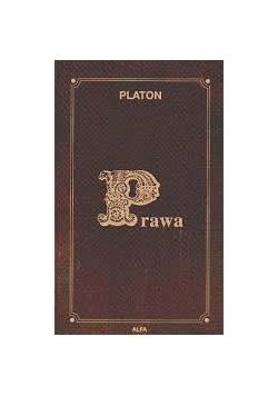 Platon. Prawa