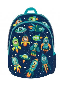 Plecak dziecięcy duży Space STREET