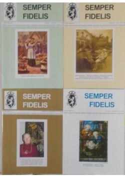 Semper fidelis, zestaw 4 książek