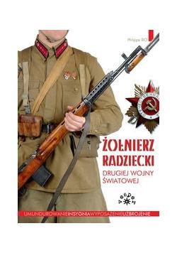 Żołnierz radziecki drugiej wojny światowej