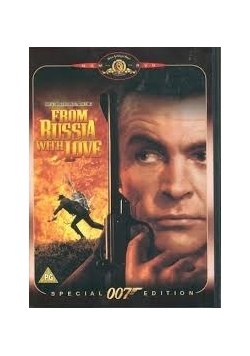 From Russia With Love, DVD