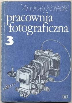 Pracownia fotograficzna