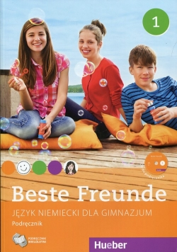 Beste Freunde 1 Podręcznik wieloletni z płytą CD