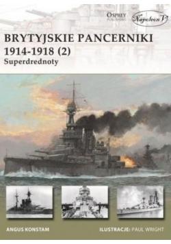 Brytyjskie pancerniki 1914-1918. Superdrednoty