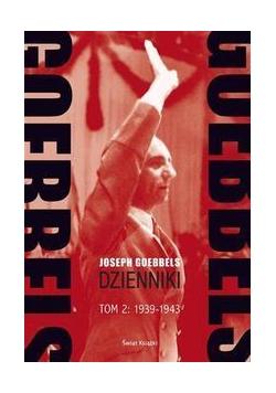 Goebbels. Dzienniki. Tom 2 1939-1945