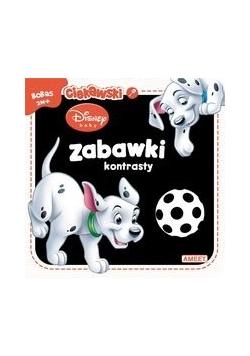 Disney Baby Zabawki kontrasty