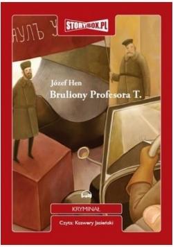 Bruliony Profesora T. audiobook