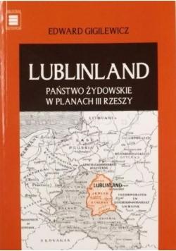 Lublinland. Państwo żydowskie w planach III rzeszy