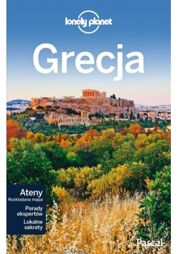 Lonely Planet. Grecja