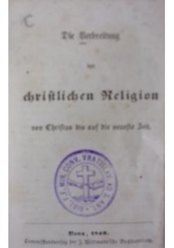 Die Verbreitung der christlichen Religion, 1846 r.