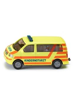 Siku 14 - Samochód dziecięcego pogotowia ra. S1462