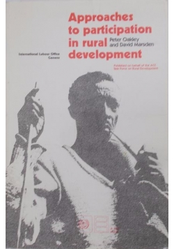 Approaches to participation in rural development