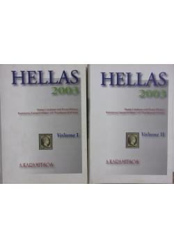 Hellas 2003 ,Tom I ,II