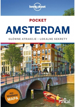 Lonely Planet Pocket. Amsterdam PASCAL