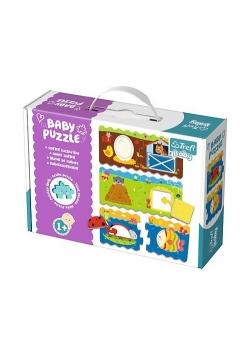 Puzzle Baby Classic Sorter kształtów
