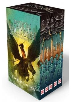 Percy Jackson i bogowie olimpijscy T.1-5 pakiet
