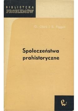 Społeczeństwa prahistoryczne