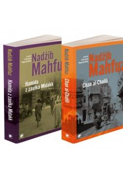 Pakiet - Opowieści z Kairu Nadżiba Mahfuza