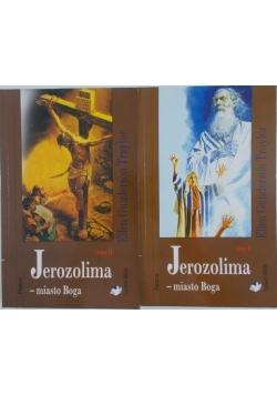 Jerozolima-miasto Boga, Tom I-II
