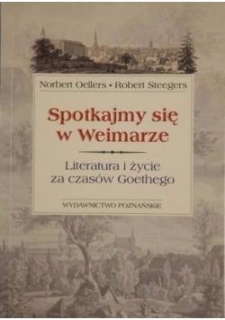 Spotkajmy się w Weimarze
