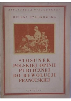 Stosunek polskiej opinii publicznej do rewolucji francuskiej, 1948 r.