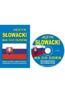 Język słowacki na co dzień. Mini kurs + CD