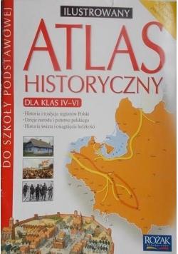 Atlas historyczny ilustrowany : 4-6
