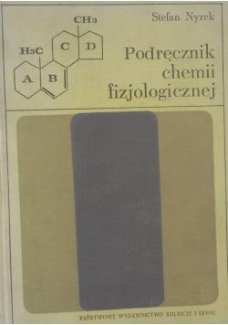 Podręcznik chemii fizjologicznej