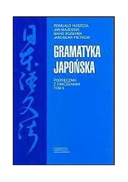 Gramatyka japońska tom II