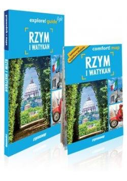 Explore!guide Rzym i Watykan