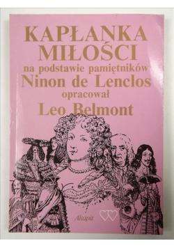 Kapłanka miłości: na podstawie pamiętników Ninon de Lencloss