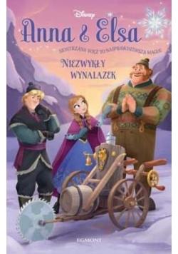 Anna i Elsa. Niezwykły wynalazek
