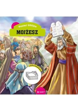 Mojżesz. Z kolorowankami