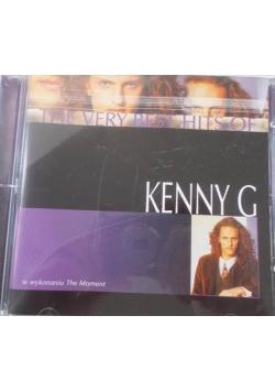 Kenny G w wykonaniu The Moment, płyta CD