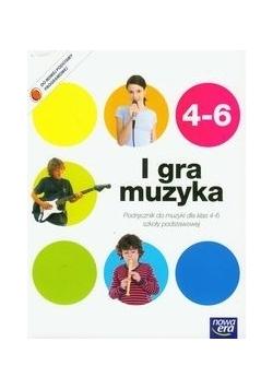 I gra muzyka 4-6 podręcznik z płytą CD + dodatek