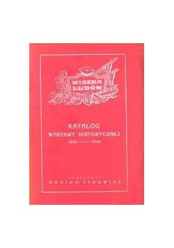 Katalog wystawy historycznej, 1948r.