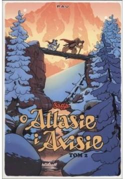 Saga o Atlasie i Axisie T.2