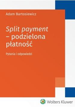 Split payment Podzielona płatność