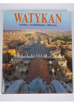 Watykan. Sztuka, architektura, historia