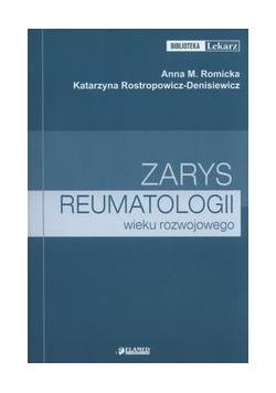 Zarys reumatologii wieku rozwojowego