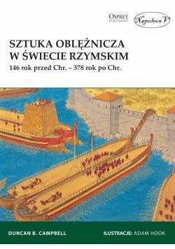 Sztuka oblężnicza w świecie rzymskim 146 rok...