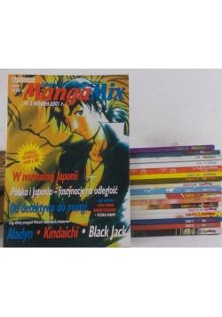 Manga Mix , zestaw 18 książek