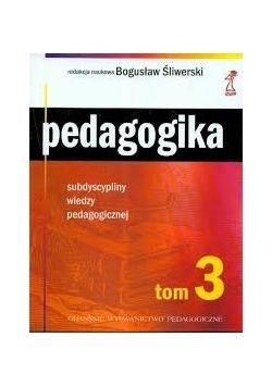 Pedagogika tom 3