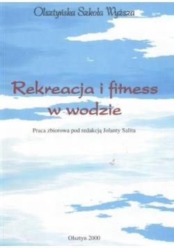 Rekreacja i fitness w wodzie