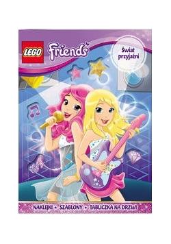 Lego Friends Świat przyjaźni, Nowa